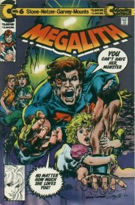 Megalith #6 (1991)