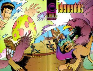 Elementals #18 (1991)