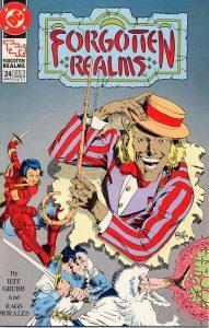 Forgotten Realms #24 (1991)