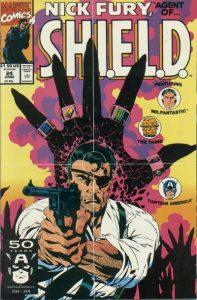 Nick Fury, Agent of S.H.I.E.L.D. #24 (1991)