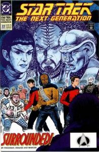 Star Trek: The Next Generation #22 (1991)