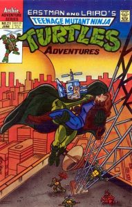 Teenage Mutant Ninja Turtles Adventures #21 (1991)
