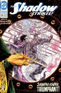 The Shadow Strikes! #22 (1991)