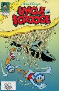 Walt Disney's Uncle Scrooge #256 (1991)