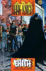 Batman: Legends of the Dark Knight #21 (1991)