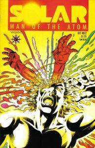 Solar, Man of the Atom #2 (1991)