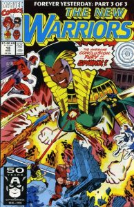 The New Warriors #13 (1991)