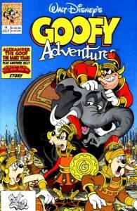 Goofy Adventures #14 (1991)
