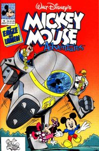 Mickey Mouse Adventures #14 (1991)