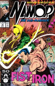 Namor, the Sub-Mariner #16 (1991)