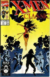 X-Men Classic #61 (1991)