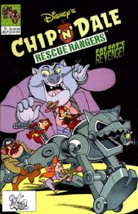 Chip 'n' Dale Rescue Rangers #14 (1991)