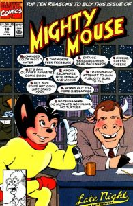 Mighty Mouse #10 (1991)