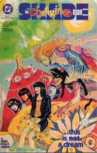 Shade, the Changing Man #15 (1991)