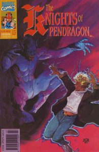 The Knights of Pendragon #13 (1991)