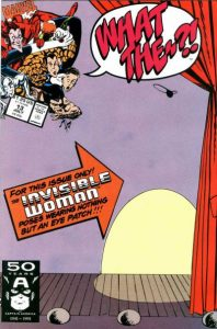 What The--?! #13 (1991)