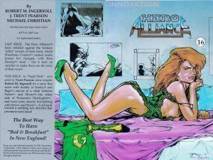Hero Alliance #16 (1991)