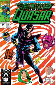 Quasar #24 (1991)