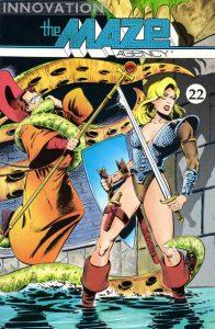The Maze Agency #22 (1991)