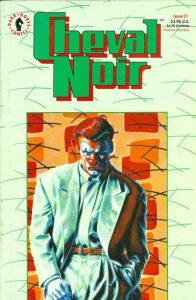 Cheval Noir #21 (1991)