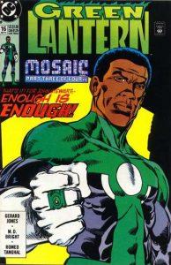 Green Lantern #16 (1991)