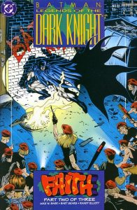 Batman: Legends of the Dark Knight #22 (1991)