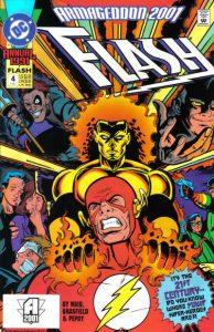 The Flash Annual #4 (1991)