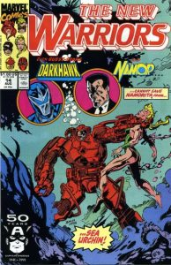 The New Warriors #14 (1991)