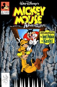 Mickey Mouse Adventures #15 (1991)