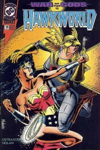 Hawkworld #16 (1991)
