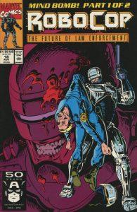 RoboCop #18 (1991)