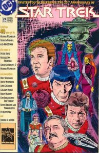 Star Trek #24 (1991)