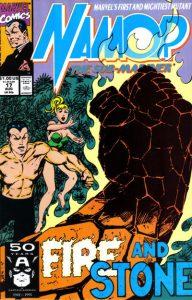 Namor, the Sub-Mariner #17 (1991)