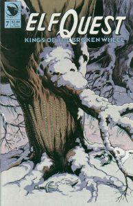ElfQuest: Kings of the Broken Wheel #7 (1991)