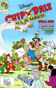 Chip 'n' Dale Rescue Rangers #15 (1991)