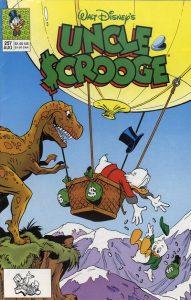 Walt Disney's Uncle Scrooge #257 (1991)