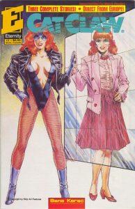 Cat Claw #7 (1991)