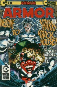 Armor #10 (1991)