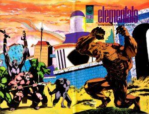Elementals #19 (1991)