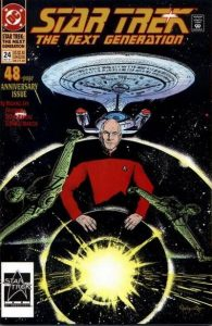 Star Trek: The Next Generation #24 (1991)