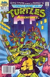 Teenage Mutant Ninja Turtles Adventures #23 (1991)