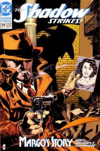 The Shadow Strikes! #24 (1991)