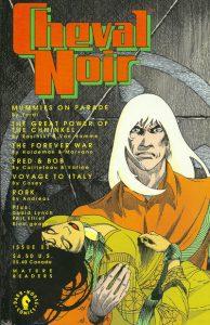 Cheval Noir #22 (1991)