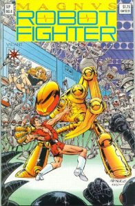 Magnus Robot Fighter #4 (1991)