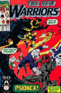The New Warriors #15 (1991)