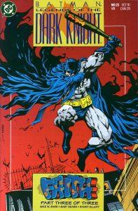 Batman: Legends of the Dark Knight #23 (1991)