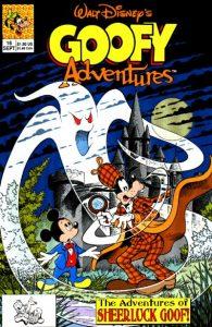 Goofy Adventures #16 (1991)