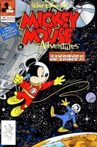 Mickey Mouse Adventures #16 (1991)