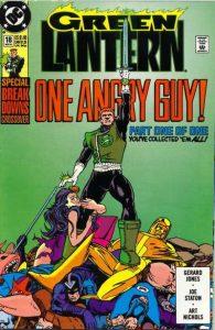 Green Lantern #18 (1991)