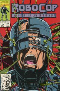 RoboCop #19 (1991)